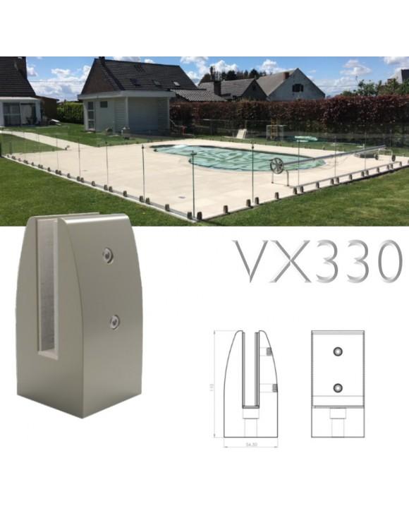 Clôture de piscine ECO VX330