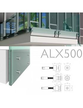 garde-corps verre ALX500