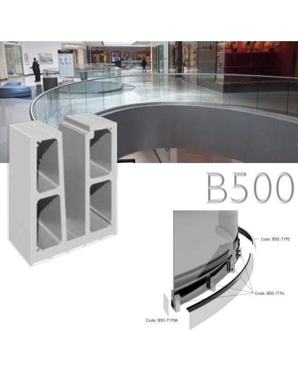 Balustrade en verre B500
